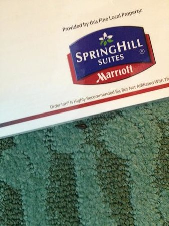 SpringHill Suites Lawton : Add a caption