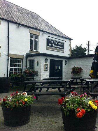 The Shepherd & Shepherdess Inn Restaurant