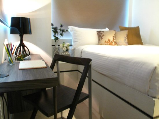 The Lodge Serviced Apartments: Study Area