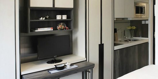 The Lodge Serviced Apartments: Studio