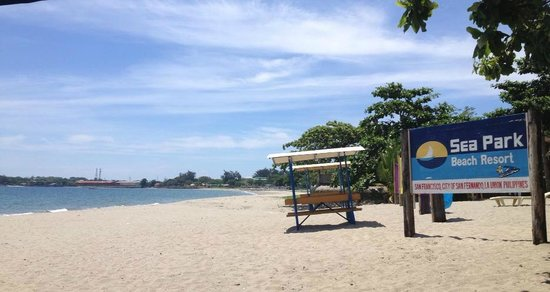 Sea Park Beach Resort Restaurant San Fernando La Union