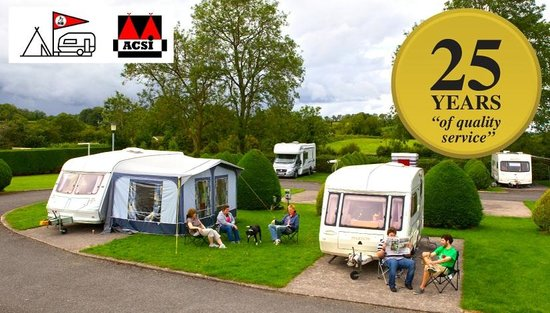 Blaney Caravan Park: On-site