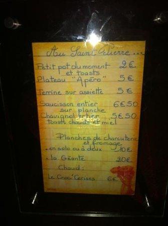 Le Saint Pierre Caf Saint Germain En Laye Restaurant