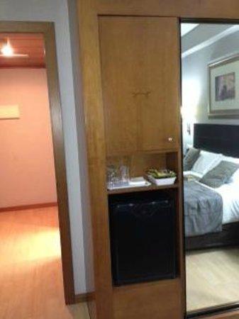 Mercure Madrid Centro: Quarto Hotel