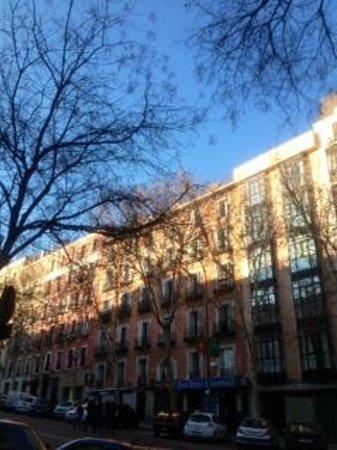 Mercure Madrid Centro: Fachada Hotel