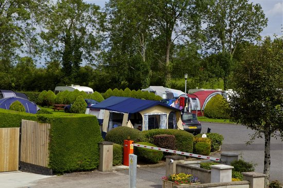 Blaney Caravan Park: Secure Access