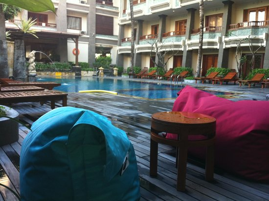 The Vira Bali Boutique Hotel & Suite: The pool