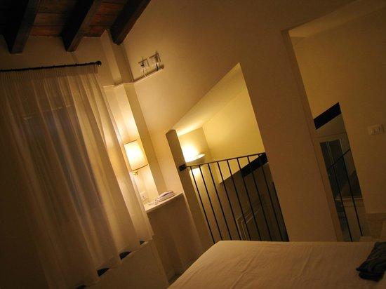 Hotel Albergo Atlantic: Primo piano