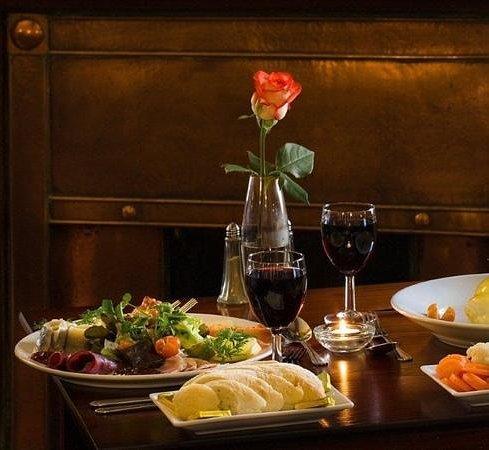 Romantic Meal For Two Picture Of Killin Hotel Restaurant Killin TripAdv