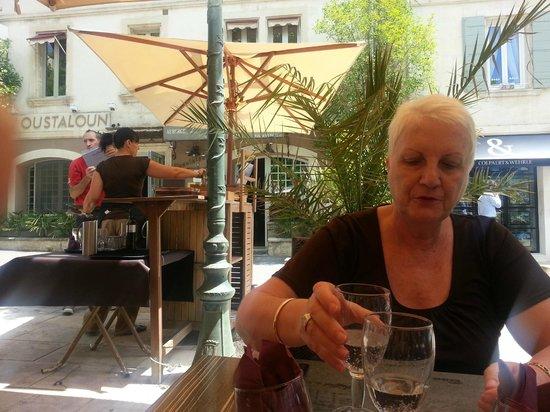 L'oustaloun : Mon épouse a aimé