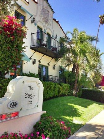 The Eagle Inn: A gem in a beautiful town!