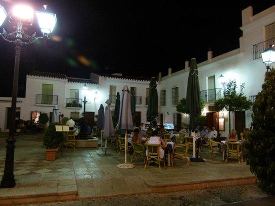 La Taberna del Sacristan: A Romantic evening dinner