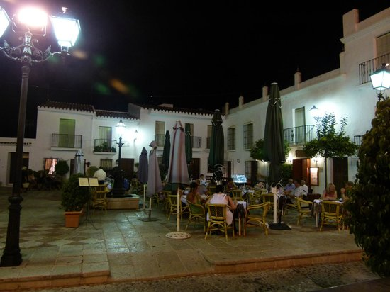 Taberna del Sacristán: A Romantic evening dinner