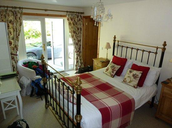 Carndaisy House: Schlafzimmer