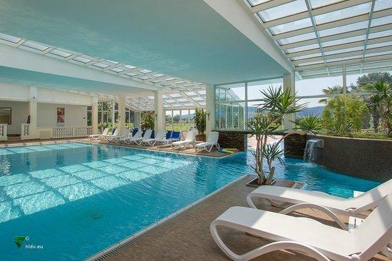 Piscina termale picture of piscine termali leonardo da for Abano terme piscine