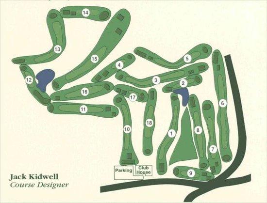 Brass Ring Golf Club : Holes