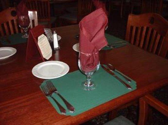 Brass Ring Golf Club : Restaurant