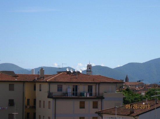 B&B Dei Cavalieri : Terrace View
