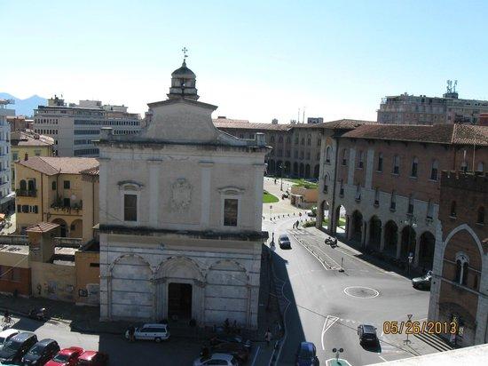 B&B Dei Cavalieri: Terrace View