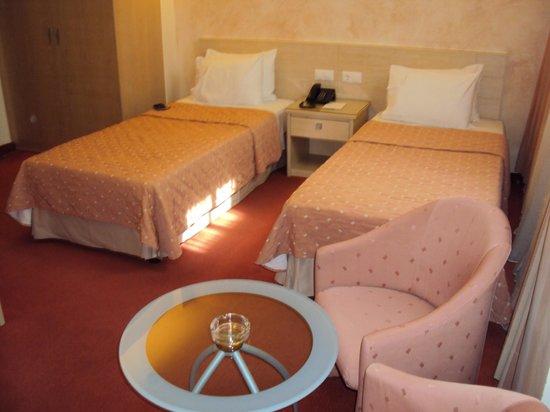 Best Western Amazon Hotel: lits jumeaux