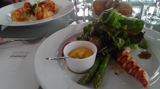 Le George: Great Meal!