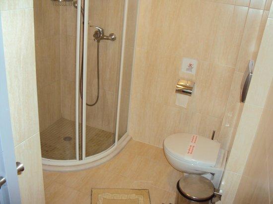 Best Western Amazon Hotel: salle de bains