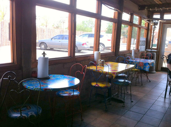 Indoor Seating Picture Of Golden Crown Bakery