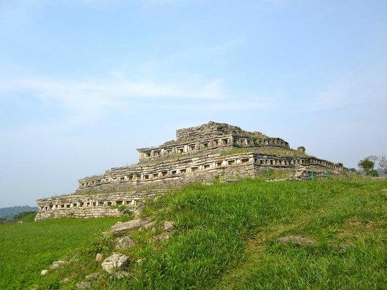 Zona Arqueologica de Yohualichan