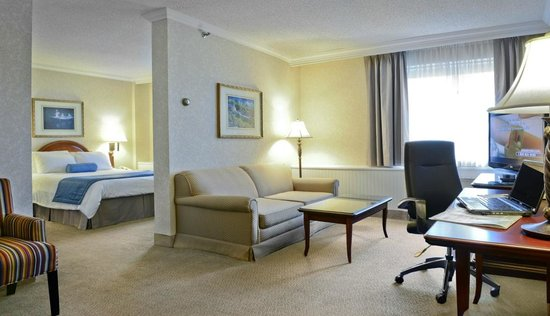 BEST WESTERN Ville-Marie Hotel & Suites: Junior Suite