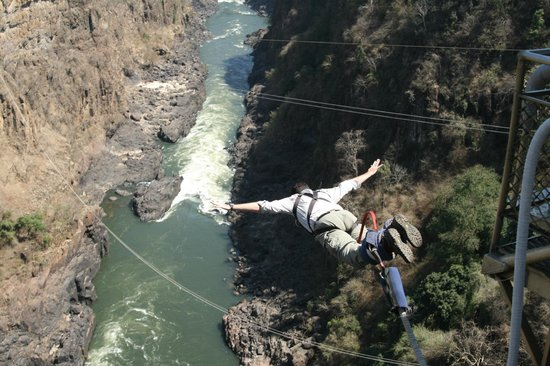 Shearwater Victoria Falls - Bungee, Bridge Tours and Activities: No Turning Back Now!