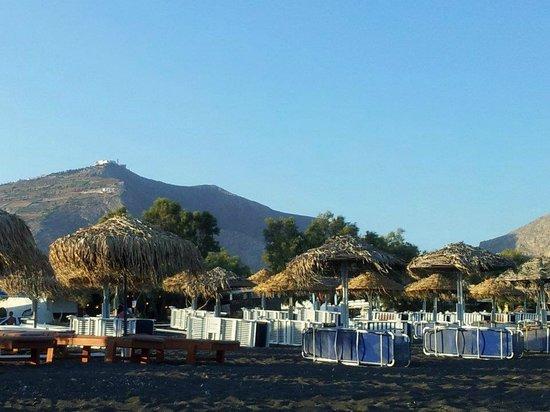 Hotel Hippocampus : La spiaggia vicina all'hotel