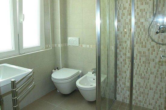 Hotel Sant'Elena : bagno