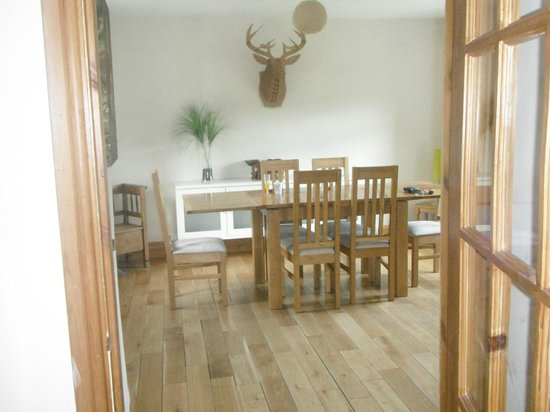 Ribblesdale Park: Dining room