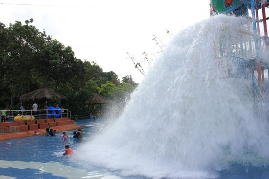 Bukit Gambang Resort City- Water Park: Children's playground pool