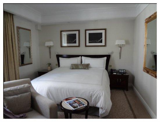 The Peninsula New York: Deluxe room