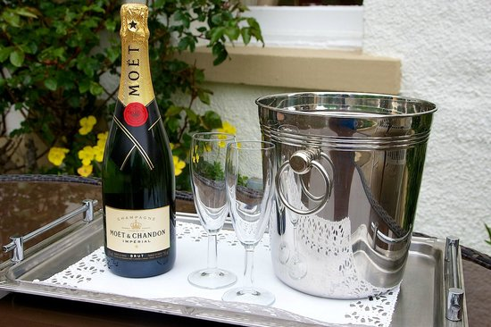Fife Lodge Hotel: Moet