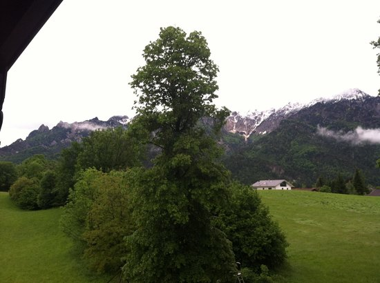 Klosterhof: Room with a view