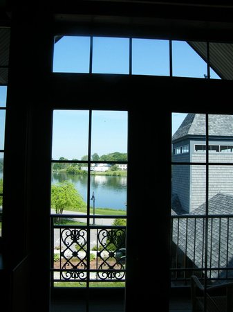 Lake Opechee Inn and Spa: Balcony doors