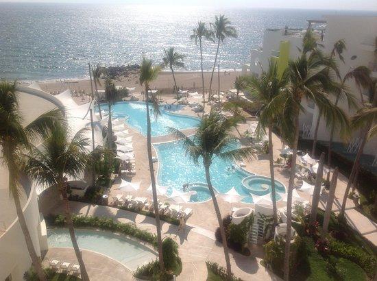 Hilton Puerto Vallarta Resort: Atardecer en el Hilton de Vallarta