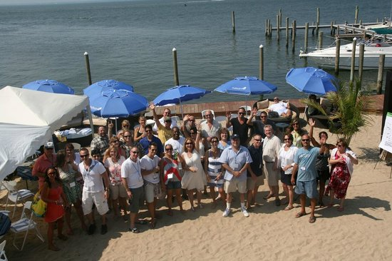 The Palms Hotel Fire Island: Private Events at The Palms