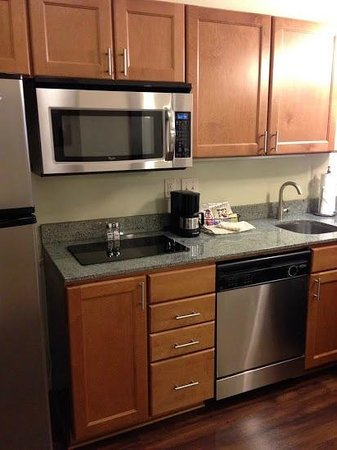 Hyatt House Salt Lake City/Sandy: Fully equipped kitchen