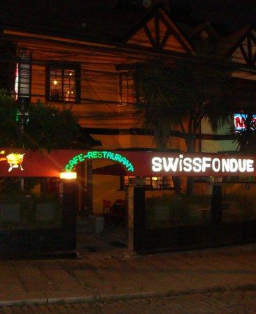 Swissfondue