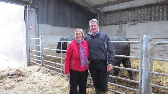 Glenraha Farmhouse B&B: Irish Farming