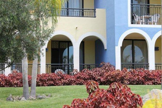 Bahia Principe Costa Adeje: Blick auf unser Zimmer