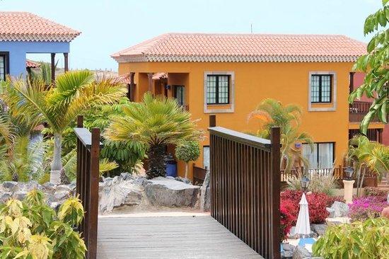 Bahia Principe Costa Adeje: Hotelanlage