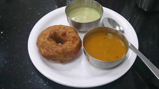 MTR Restaurant : Vada Sambar