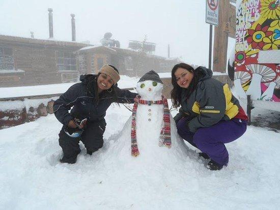 SnowTours: Boneco de Neve!!!