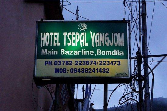 Tsepal Yongjam : Contact info