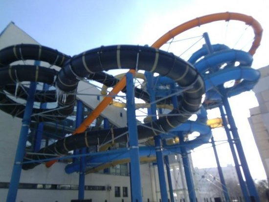 Aquapark Pliazh