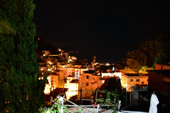 Hotel Villa Annalara: amalfi ... by night